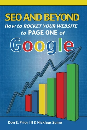 9781482585490: How to Rocket Your Website to Page One of Google!