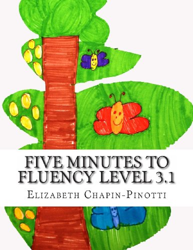 9781482587913: Five Minutes to Fluency Level 3.1