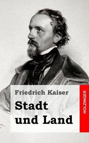 9781482589450: Stadt und Land (German Edition)