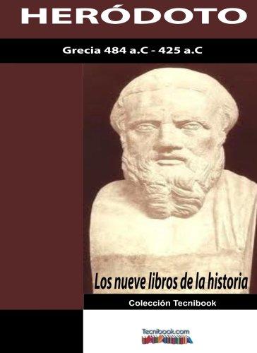9781482590975: Los nueve libros de la historia (Spanish Edition)