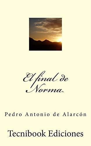 9781482591361: El final de Norma (Spanish Edition)