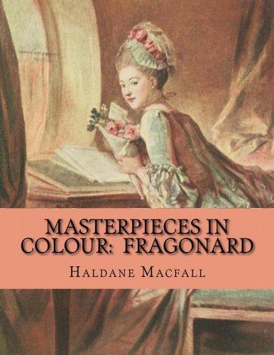9781482594614: Masterpieces In Colour: Fragonard