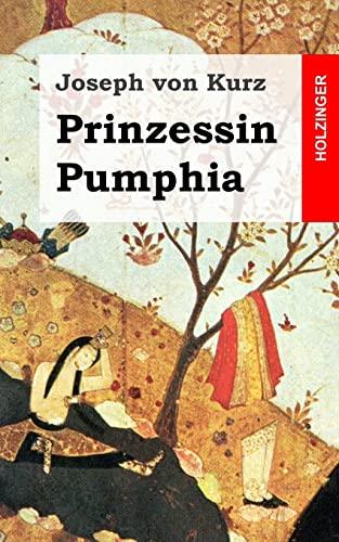 9781482599411: Prinzessin Pumphia