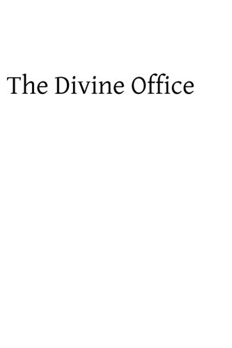 9781482601329: The Divine Office: Considered from a Devotional Point of View