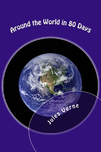 Around the World in 80 Days (1482602253) by Jules Verne