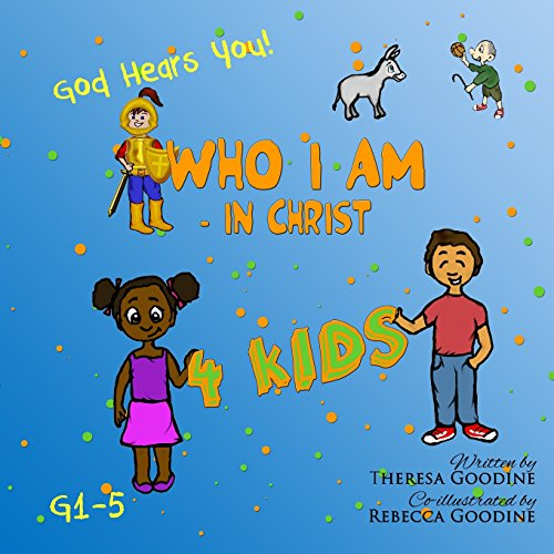 9781482613063: Who I Am in Christ for Kids