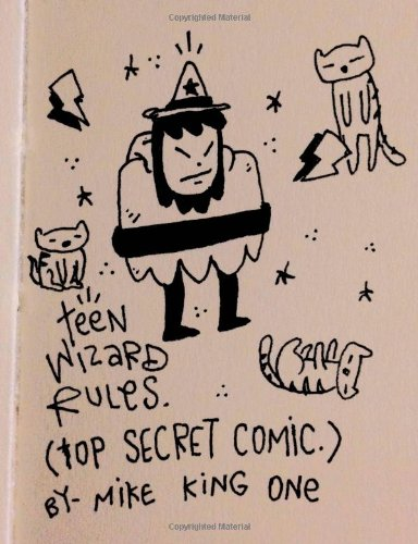 9781482614336: Teen Wizard #1