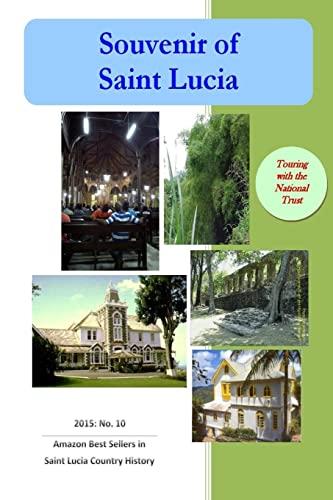 9781482617467: Souvenir of Saint Lucia (c): Touring with the Trust