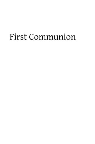 9781482622546: First Communion