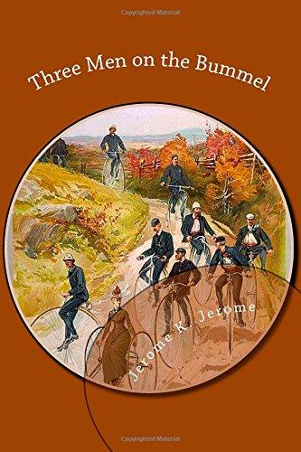 9781482623710: Three Men on the Bummel