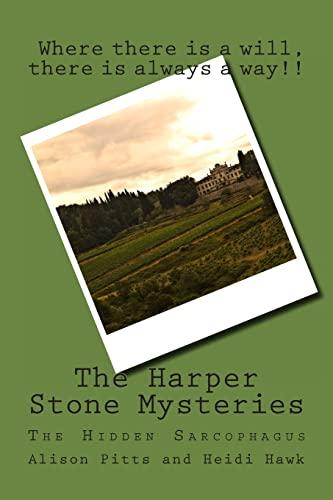9781482631968: The Harper Stone Mysteries: The Hidden Sarcophagus (Mini-Series Book)