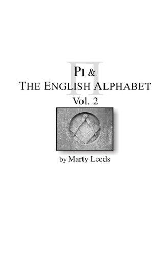 Pi & The English Alphabet Vol. 2: Leeds, Marty