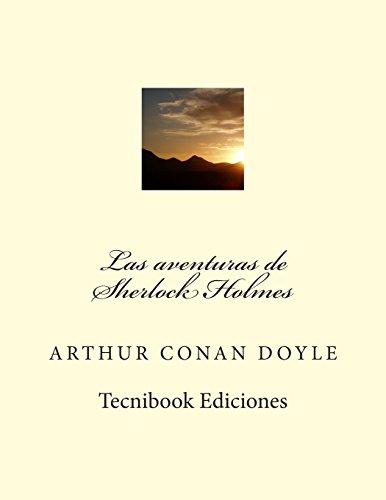 9781482643084: Las aventuras de Sherlock Holmes (Spanish Edition)