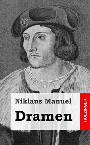 Dramen: Vom Papst Und Seiner Priesterschaft /: Manuel, Niklaus