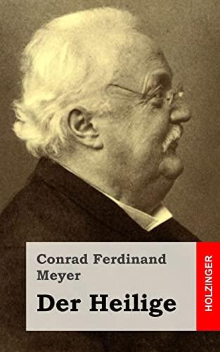 9781482646627: Der Heilige (German Edition)