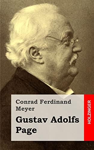9781482646641: Gustav Adolfs Page (German Edition)