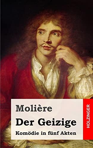 9781482655049: Der Geizige (German Edition)