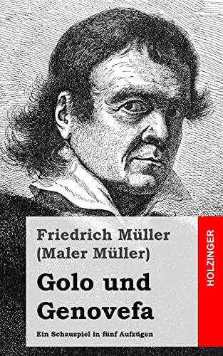9781482655483: Golo und Genovefa: Ein Schauspiel in f�nf Aufz�gen