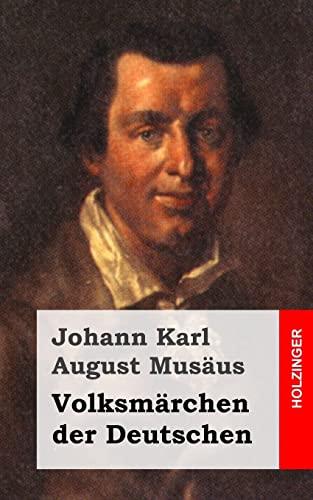 9781482655711: Volksmärchen der Deutschen (German Edition)