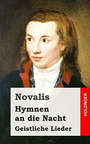 9781482656190: Hymnen an die Nacht / Geistliche Lieder