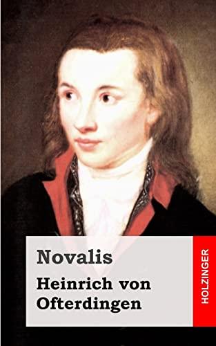 9781482656237: Heinrich von Ofterdingen (German Edition)