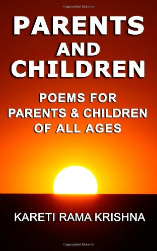 9781482656718: Parents and Children: Poems for Parents and Children of All Ages
