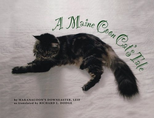 9781482659955: A Maine Coon Cat's Tale
