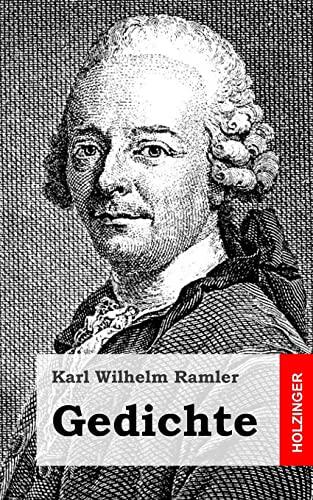 Gedichte (Paperback): Karl Wilhelm Ramler