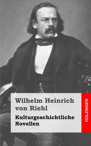 9781482666823: Kulturgeschichtliche Novellen (German Edition)