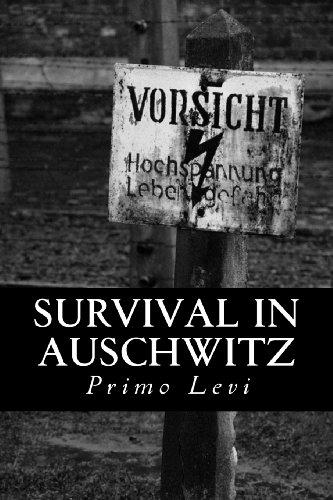 9781482671148: Survival in Auschwitz