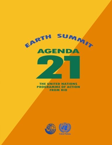 9781482672770: Agenda 21: Earth Summit: The United Nations Programme of Action from Rio