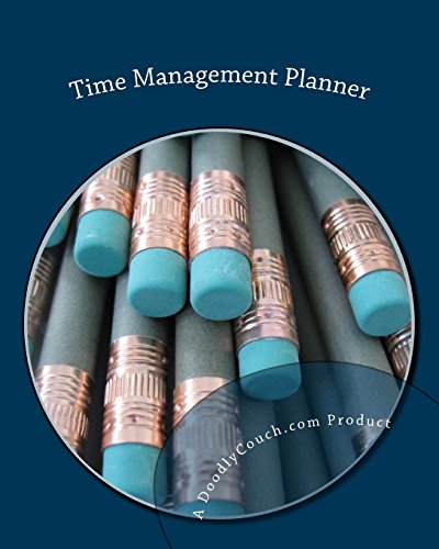 9781482677546: Time Management Planner: Prioritize and Organize