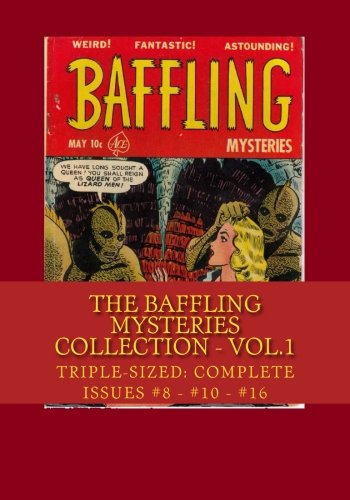 9781482679076: The Baffling Mysteries Collection - Vol.1: Triple-Sized: Complete Issues #8 - #10 - #16