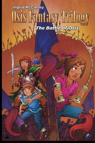9781482682625: The Battle of Osis: (Volume 3) (Osis Fantasy Trilogy)