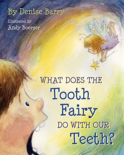 9781482683554: What Does the Tooth Fairy Do with Our Teeth?