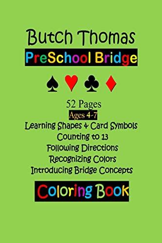 9781482690071: Pre-School Bridge Coloring Book