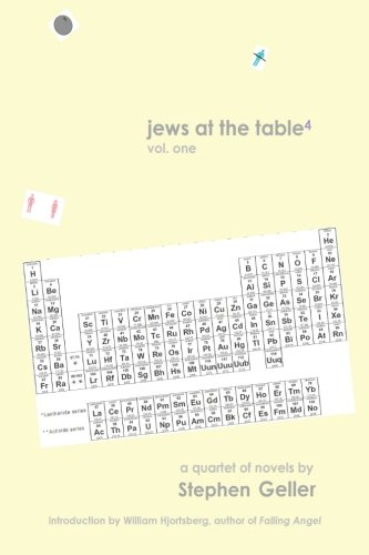9781482695922: JEWS AT THE TABLE, Volume 1