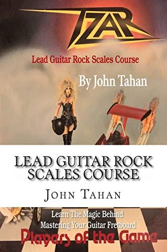 9781482696974: Lead Guitar Rock Scales Course