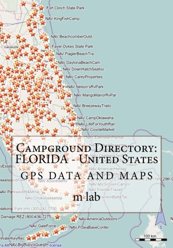 9781482703177: Campground Directory: FLORIDA - United States