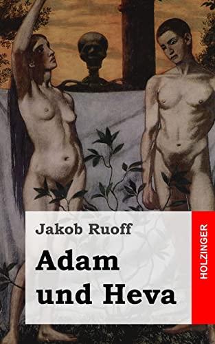 9781482711608: Adam und Heva (German Edition)