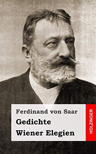 9781482711677: Gedichte / Wiener Elegien (German Edition)