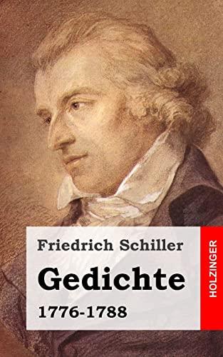 9781482713640: Gedichte: 1776-1788