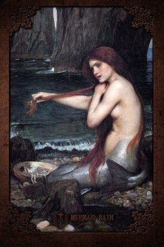 9781482715620: Mermaid Bath Journal