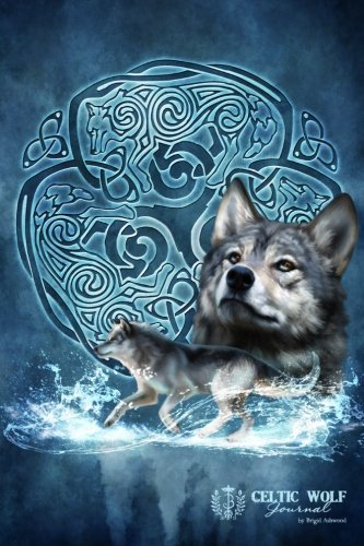 9781482716801: Celtic Wolf Journal