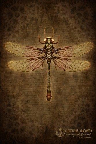 9781482716887: Clockwork Dragonfly Steampunk Journal