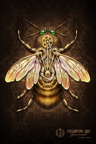9781482717761: Steampunk Bee Journal