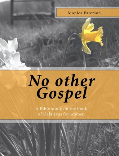 9781482720174: No other Gospel: A study on the book of Galatians