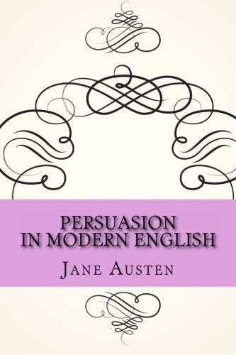 9781482724714: Persuasion In Modern English