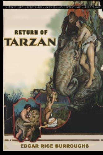 9781482728828: Return of Tarzan: Volume 2