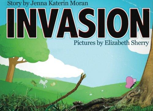 9781482730050: Invasion